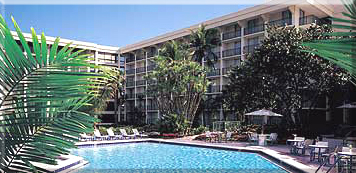 Doubletree Hotel Palm Beach Florida